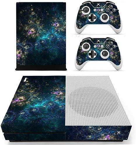 Gebaisi - Skin de vinilo para consola Xbox One Slim y controlador ...