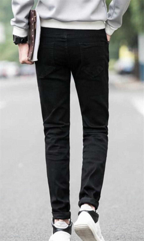 KLJR-Men Younger-Looking Super Comfy Stretch Skinny Fit Denim Jeans
