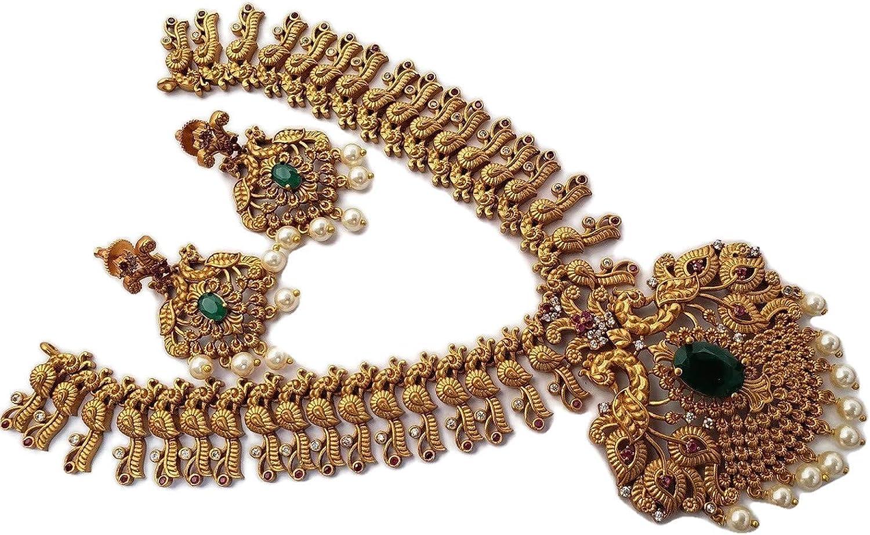 Pearl necklace Indian jewelry wedding groom haar Pakistani designer jewellery genuine freshwater pearls long necklace Adaa Jewels sabyasachi