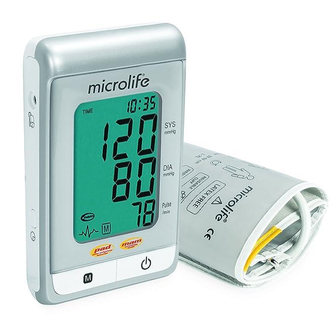 Microlife BP A200 - Tensiómetro con brazalete.: Amazon.es: Salud y cuidado personal