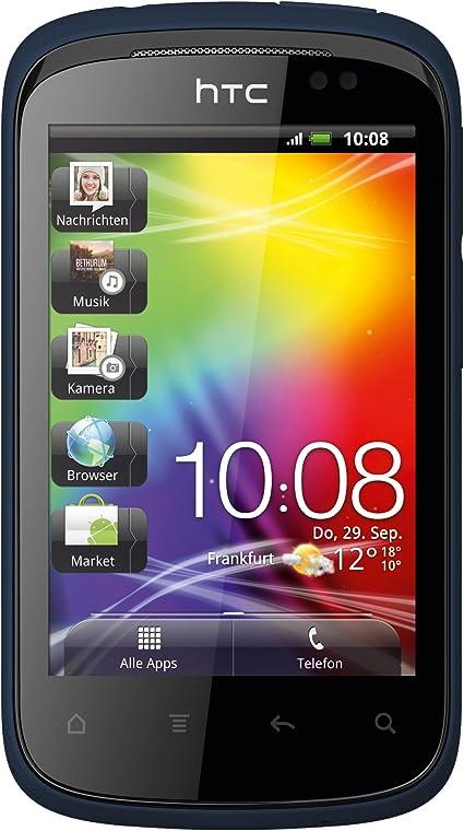 HTC Explorer - Smartphone libre Android (pantalla de 3,2 ...