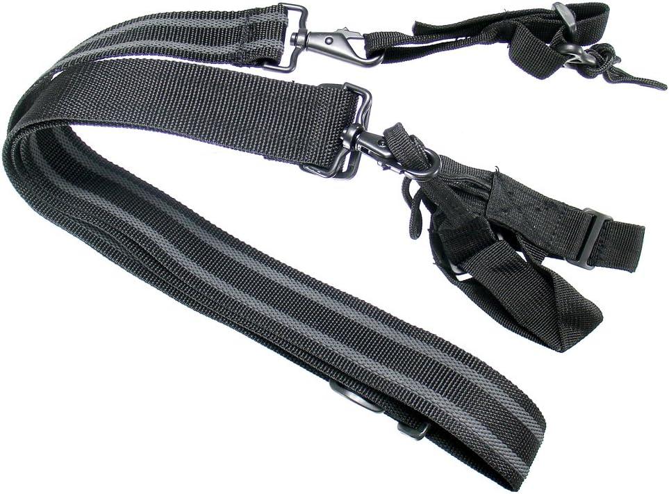 AR15 Sling Gewehrriemen schwarz 1 und 2 Punkt Quick detach AR-15 AR-10 AR 15