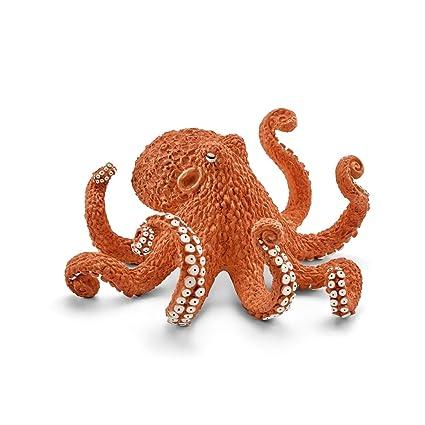 amazon com schleich north america octopus toy figure schleich