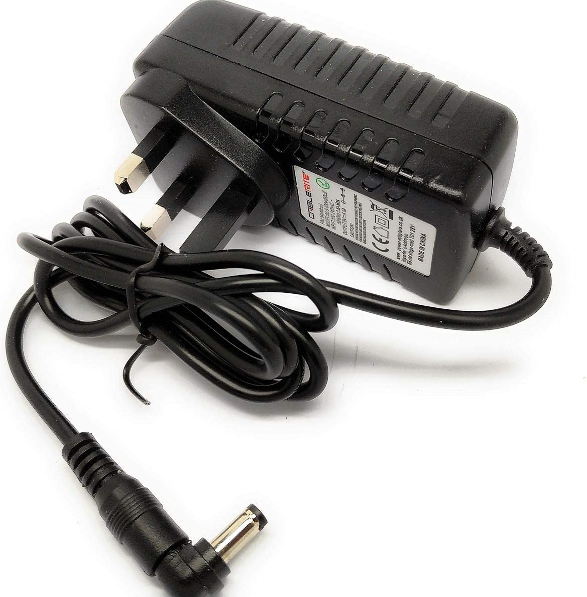 5v Sunny psu SYS1357-1305 SYS 1357 equiv Uk home power supply adaptor plug