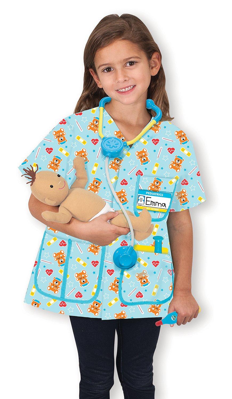 disfraz de enfermera de Melissa & Doug