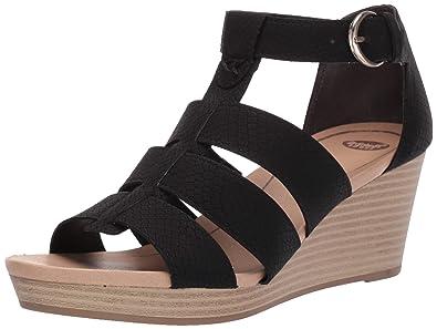 5c5bc70617 Amazon.com | Dr. Scholl's Women's Esque Wedge Sandal | Platforms ...