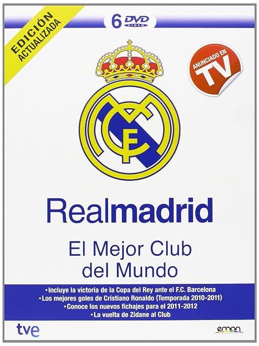 Historia Real Madrid [DVD]: Amazon.es: Cine y Series TV