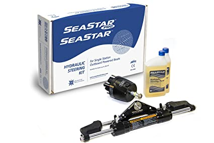 Seastar Seastar Hydraulic Steering Kit