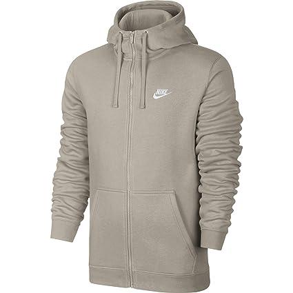 Nike Herren M NSW Club Hoodie Fz Bb: : Sport & Freizeit
