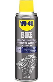 WD-40 BIKE- Lubricante de Cadenas de Bicicleta para Ambiente Seco ...