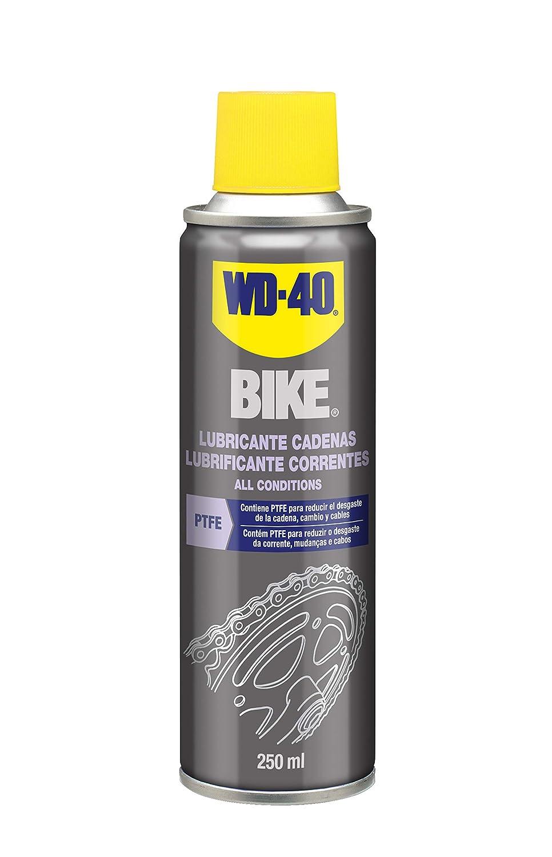 WD-40 Bike- Lubricante de Cadenas de Bicicleta para Todo Tipo de ...