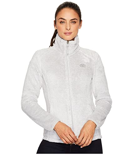 ... ebay the north face womens osito 2 jacket high rise grey tnf white  stripe outerwear 54b18 8bae92341