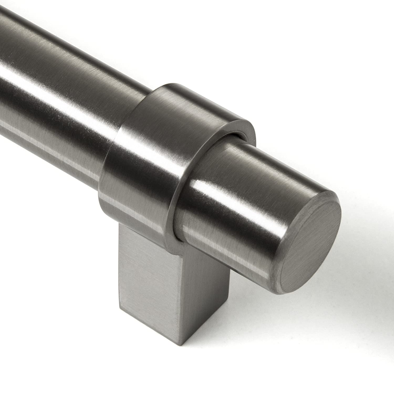 SO-TECH/® Stangengriff K/üchengriff G20 Edelstahloptik /Ø 14 mm BA 256 mm