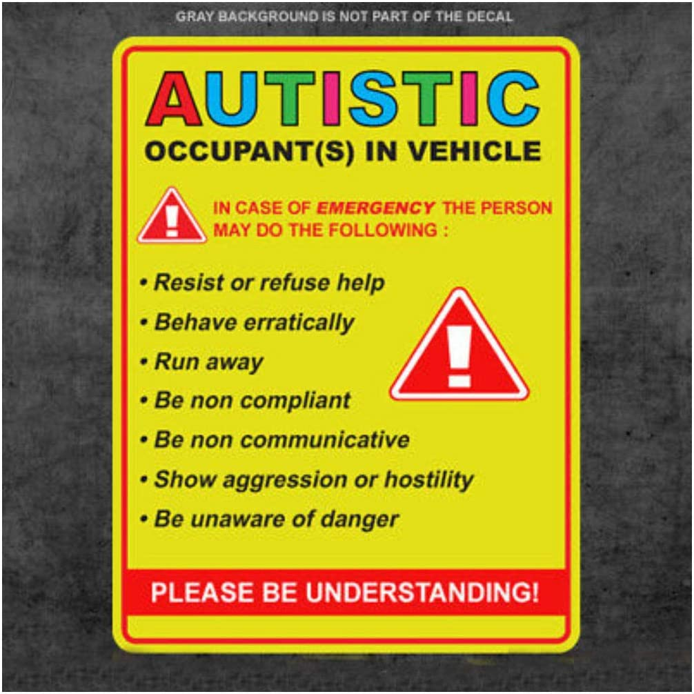 """AMAZON FLEX Delivery SMALL Magnetic Car Truck Van VEHICLE SIGN 3/""""x 6/"""" removable"""