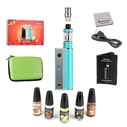 Salcar® Rocket 50 Mod Kit de iniciación de Cigarrillo Electrónico 50w, Vaporizador de 0.5