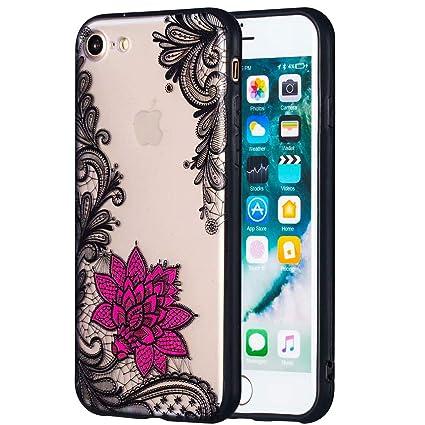 black lace iphone 7 case