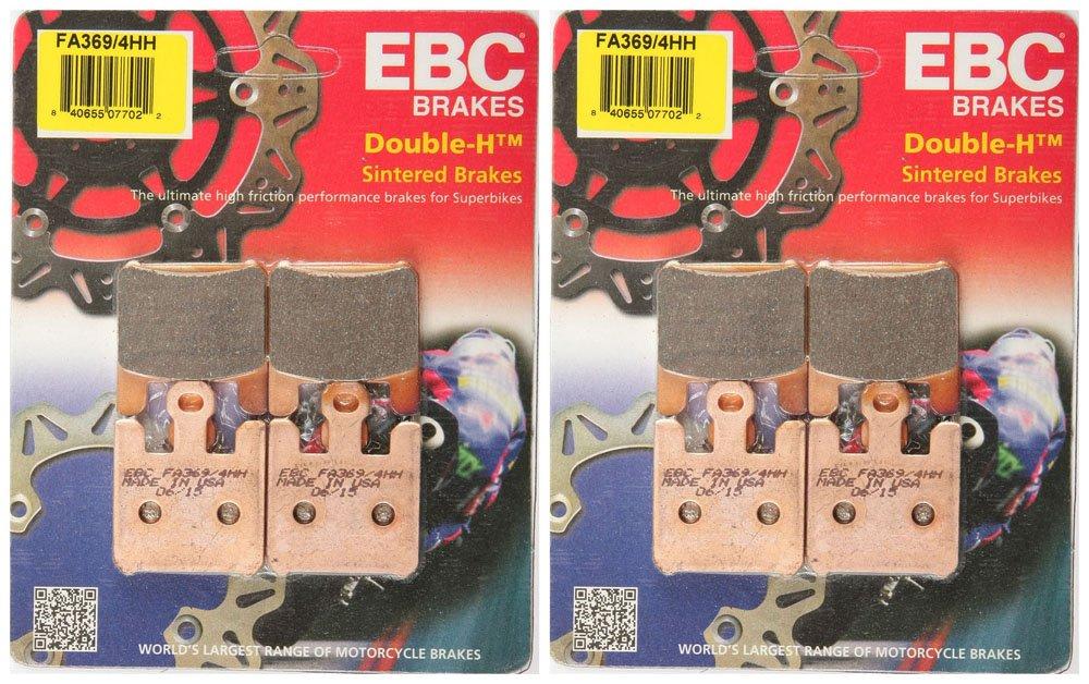 EBC Brake Pads FA369/4HH (2 Packs - Enough for 2 Rotors)