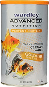 Wardley Advanced Nutrition Goldfish Flakes