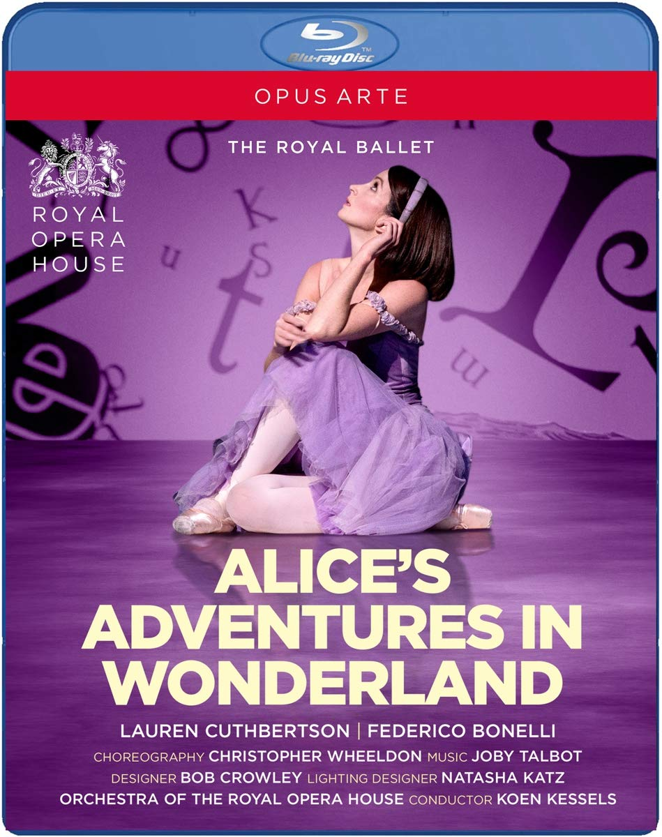 Blu-ray : Alice's Adventures In Wonderland (Blu-ray)