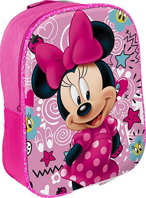 design senza tempo c953b 841e6 Star Licensing Disney Minnie Zainetto Piccolo Zainetto per bambini,  Multicolore
