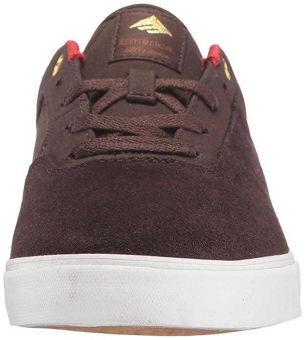 Emerica The Herman G6 Vulc, Color: Black/Purple, Size: 37.5 EU / 5.5 US / 4.5 UK