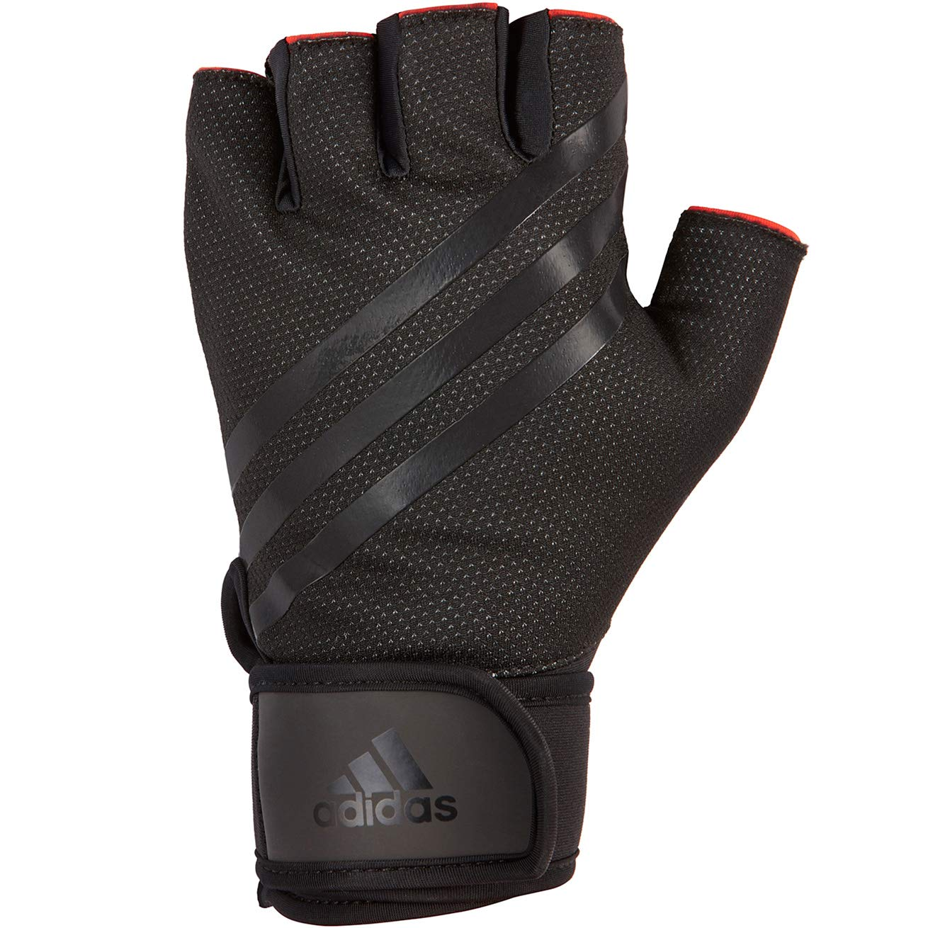 Adidas Elite Training Gloves Unisex Handschuh, Schwarz/Black, S