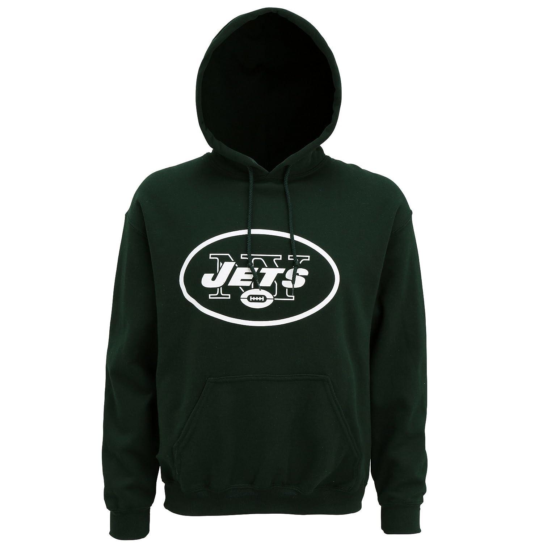 Official American Sports Merchandise - Sudadera con Capucha New York Jets Modelo Logo Hombre Caballero: Amazon.es: Ropa y accesorios