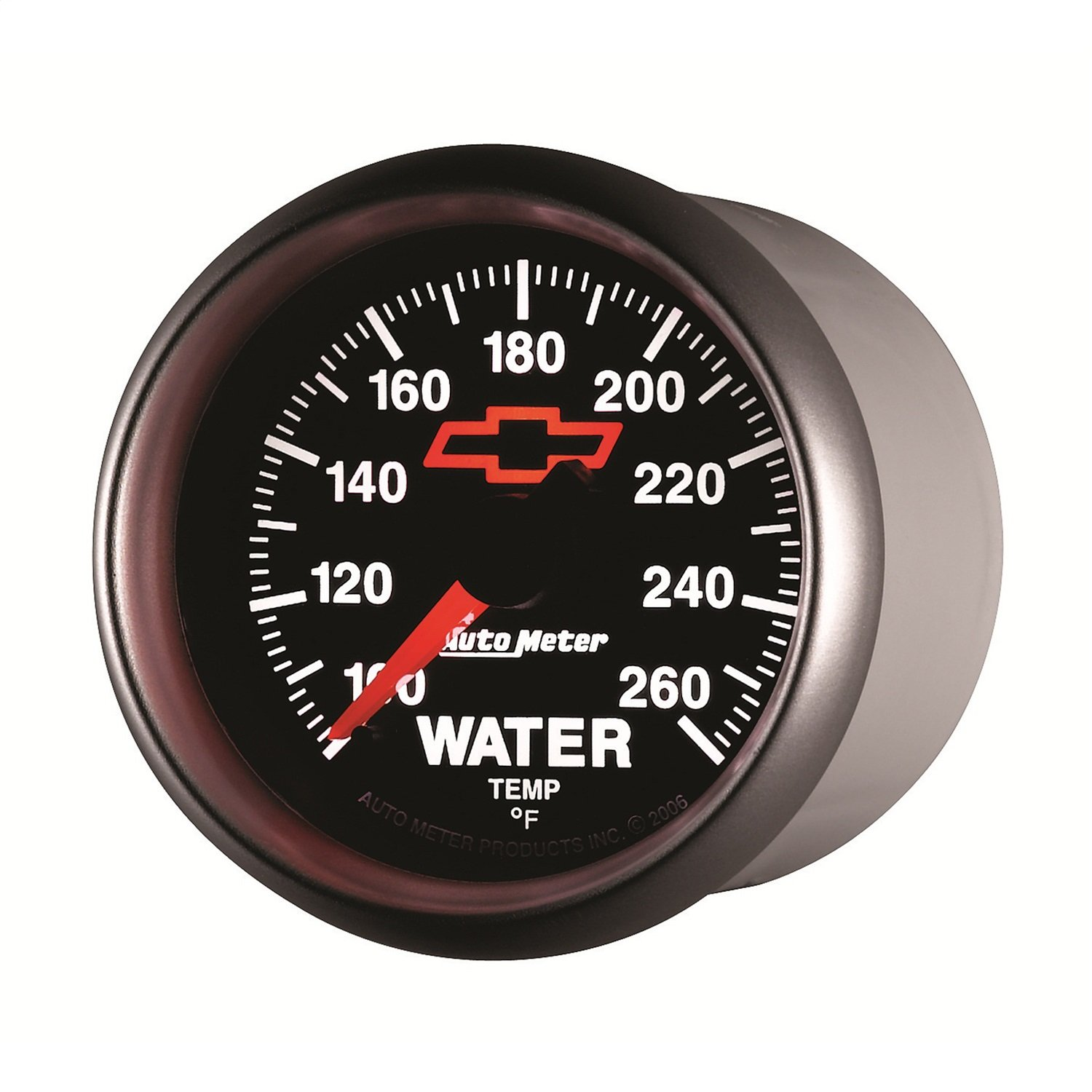 Auto Meter 3655-00406 GM Series Electric Water Temperature Gauge by Auto Meter (Image #1)
