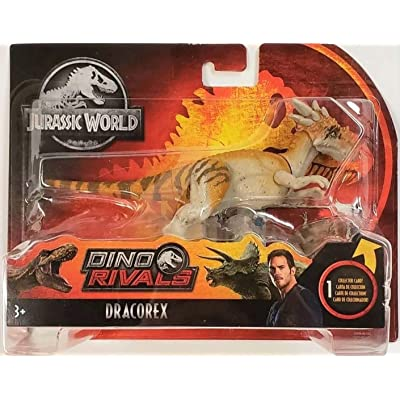 Jurassic World Pack Dino Rivals Dracorex Jurassic Park Action Figure: Toys & Games