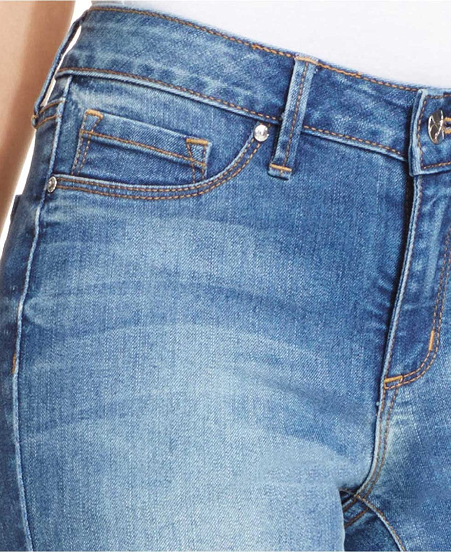 Jessica Simpson Women's Kiss Me Super Skinny Jean, Poplar/Nightshade 28