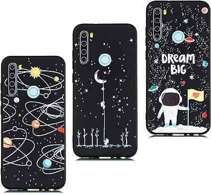 Cover per Xiaomi REDMI NOTE 8T custodia per Xiaomi REDMI NOTE 8T in silicone 1
