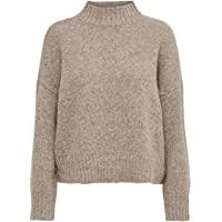 Only Onltata L/S Pullover CC Knt Suter Pulver para Mujer