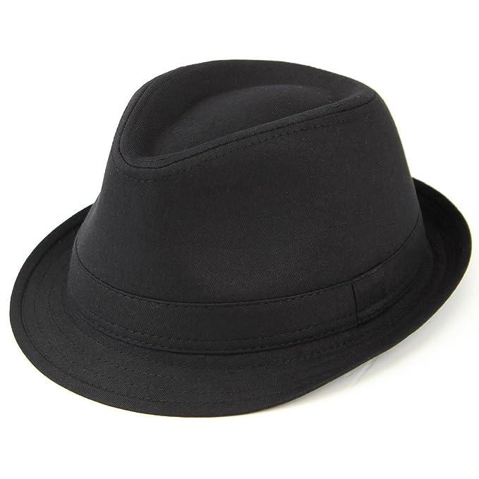 912b2fe10 Hawkins - Cappello Fedora - Basic - Uomo: Amazon.it: Abbigliamento