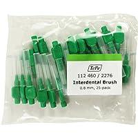 TePe Original Interdental Brushes (25 Pack) - Green 0.8mm