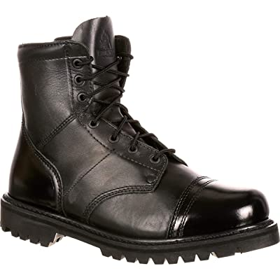 Rocky Side Zipper Jump Boot | Industrial & Construction Boots
