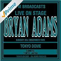 Live On Stage FM Broadcasts - Tokyo Dome 31st December 1989
