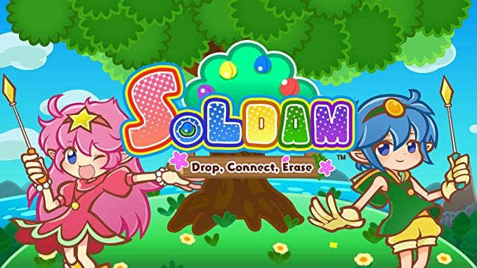 Soldam: Drop/Connect/Erase (Nintendo Switch) (New): Amazon.es ...