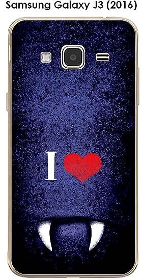coque samsung galaxy j3 2016 y love
