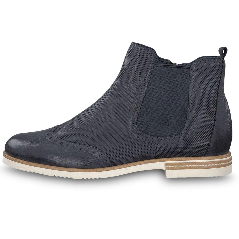 tamaris vanni chelsea boots stiefelette damen