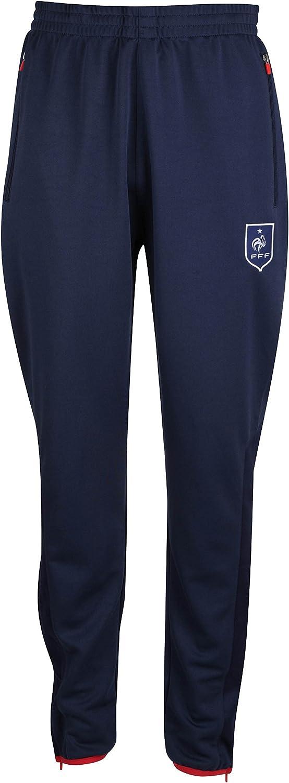 Collection Officielle Taille Enfant gar/çon Equipe de FRANCE de football Pantalon Training fit FFF