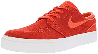 SB Zoom Janoski Ankle-High Suede Skateboarding Shoe