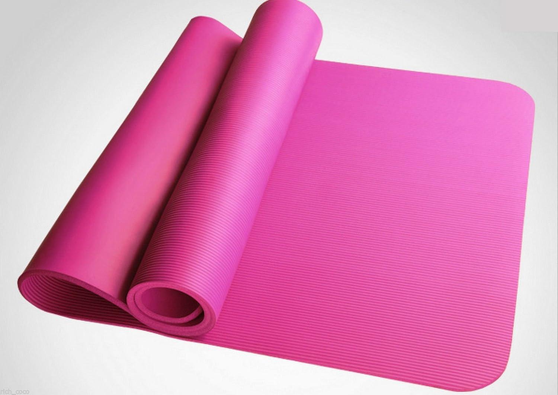 Colchoneta para el gimnasio, yoga y pilates (20 mm, extra ...