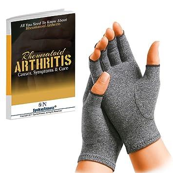 1 Paar//Set MagiDeal Unisex Anti-Arthritis Kompressionshandschuhe Schmerzreduzierung zur Genesung von Arthritis Karpaltunnel f/ür die H/ände