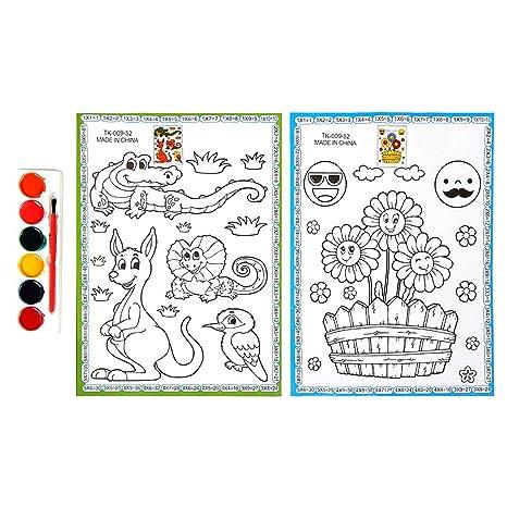 Kalttoy Tabla De Dibujo Para Colorear Y Aliviar El Estrés