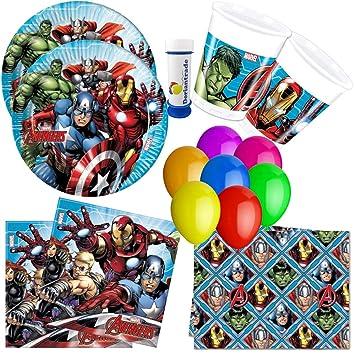 Procos, doriantrade Mighty Avengers - Juego de Accesorios ...