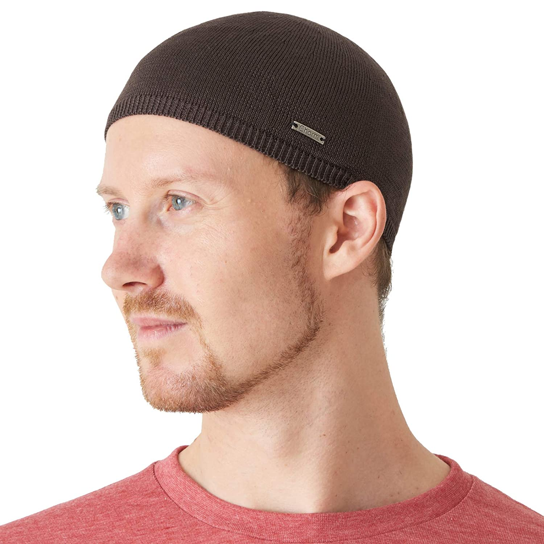 Casualbox Uomo 100/% Seta Cranio Cappellino Beanie Berretto Cappello Uomo Donna Inverno Autunno