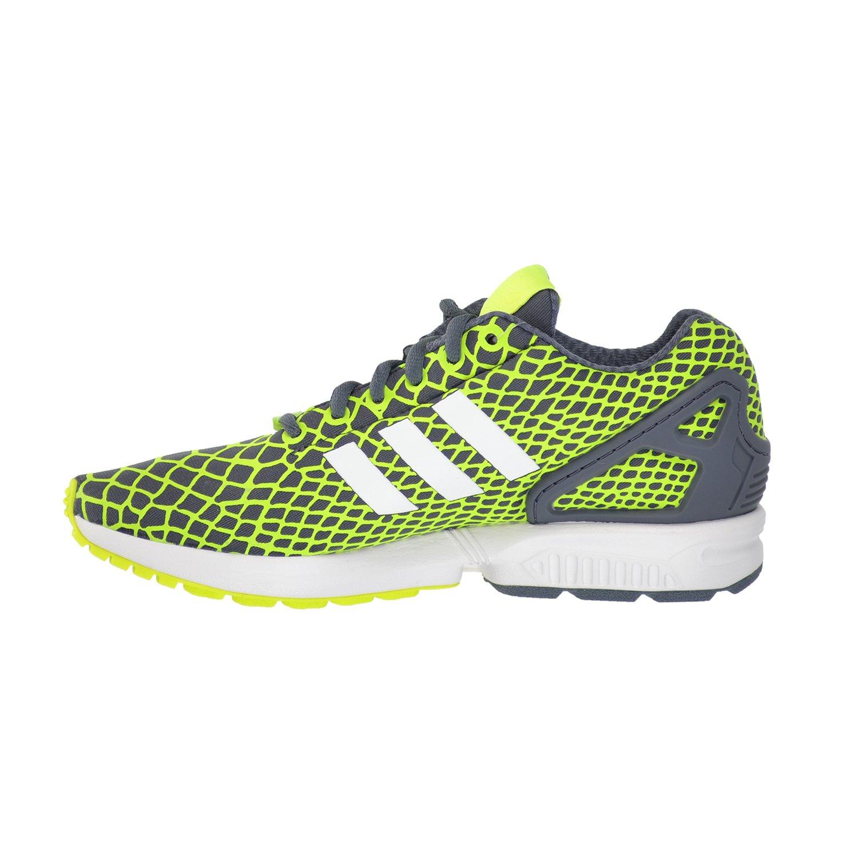 reputable site b387d c8d69 Amazon.com | adidas ZX Flux Techfit Mens Running Shoes ...