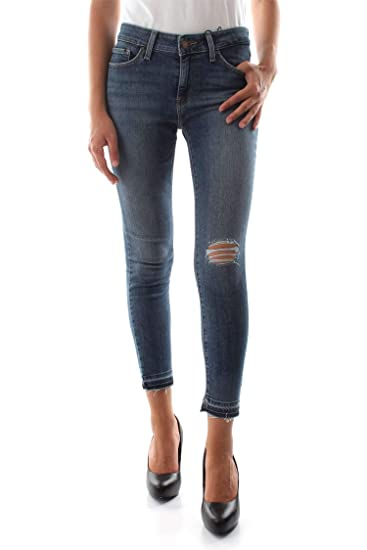 Cuff Clothing T2 Amazon Levi's The Off Ankle Jeans Skinny W co 711 uk wR0SC
