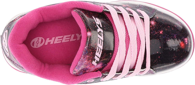 He100382 Chaussures de Skateboard Mixte Adulte Heelys Split