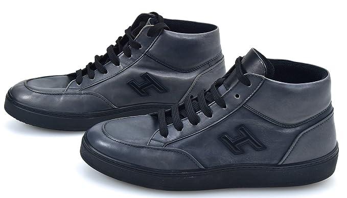 Hogan H302 Herren Turnschuhe Freizeitschuhe Sneaker Art. HXM3020W6009II348G 177386e8c93